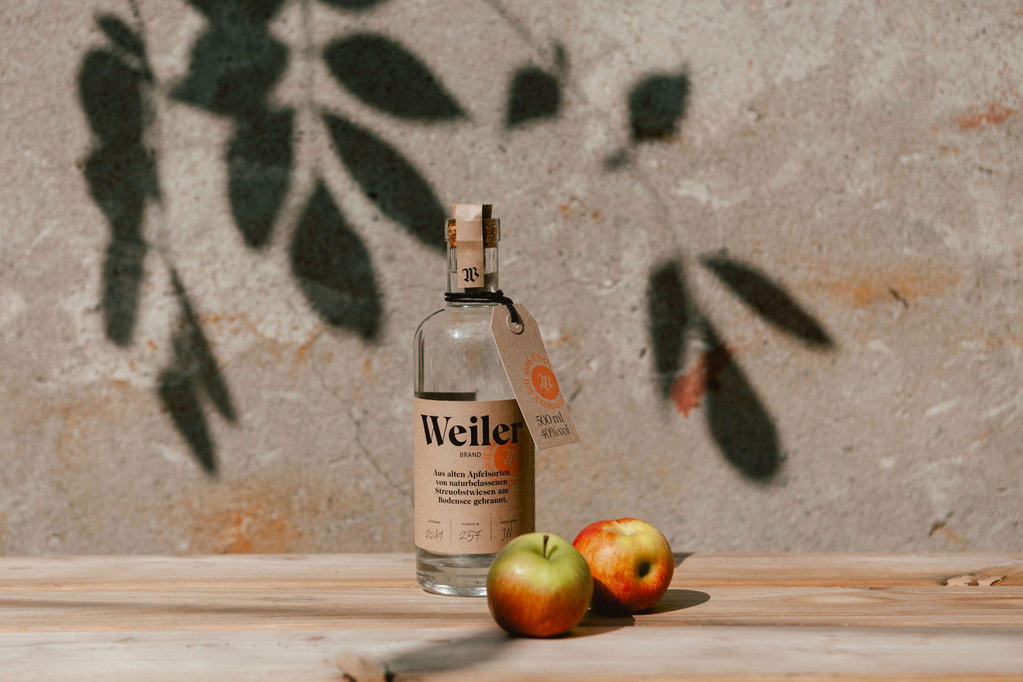 Weilerbrand Flasche